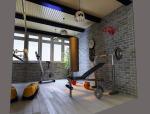 家庭健身房3D模型下载