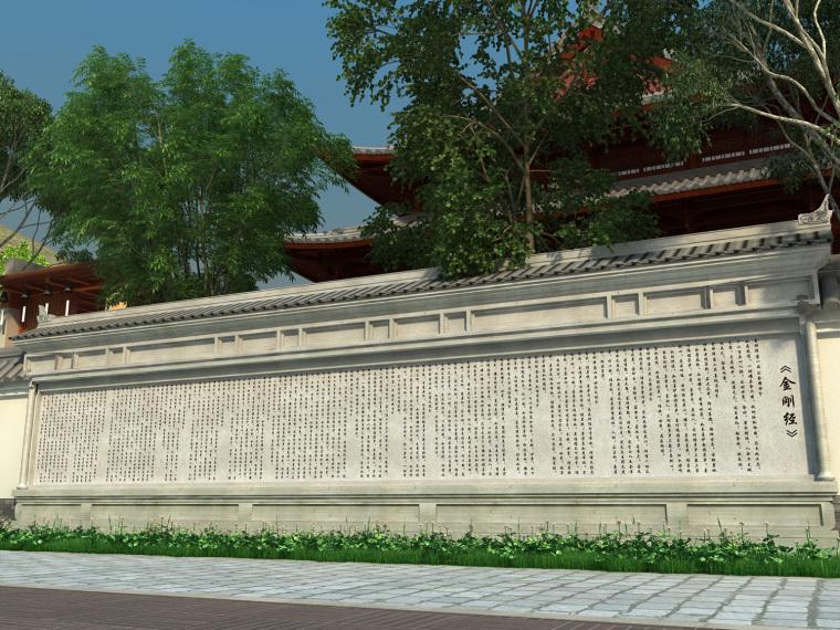 日式禅宗庭园结合禅宗美学设计案例——永福寺_15