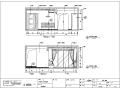 亚时代海岸B-3户型红色墨西哥样板房室内设计施工图
