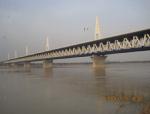 确保石武客专黄河桥轨道控制网(CPIII)点位精度