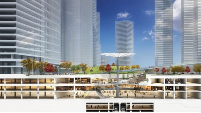 """[湖北]""""海绵城市""""生态智能体验式商业街区景观设计方案(上、中、下篇3个文本)_12"""
