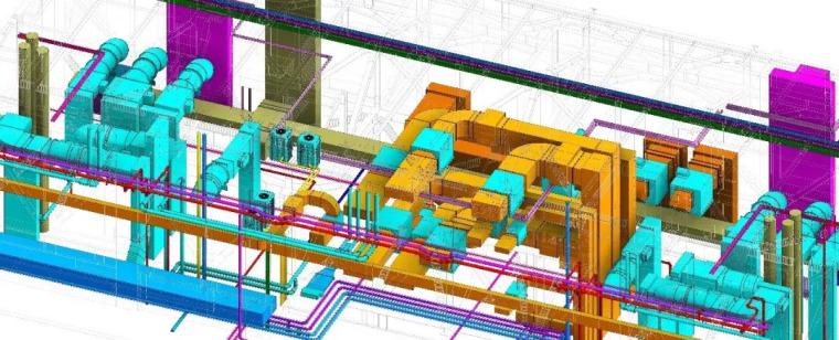 看BIM技术如何驱动高规格会议中心的建设_10