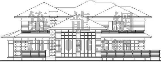 一个欧式别墅设计方案