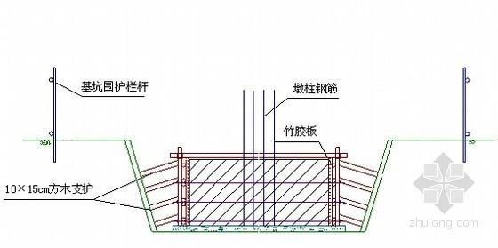 互通立交桥梁工程承台施工方案