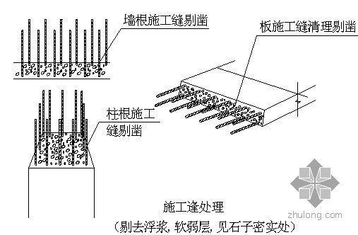 南通某多层综合楼混凝土施工方案(泵送混凝土)