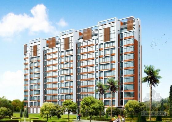 高档住宅楼建设工程施工合同范本(228页)