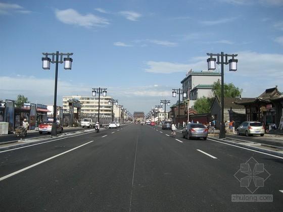 [湖北]市政道路工程全套资料表格118张