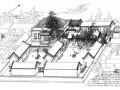 四合院农村自建房设计