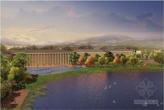 [景观][福州]方案公园岛屿滨湖湿地规划设计方案南京博物院与室内设计关系图片