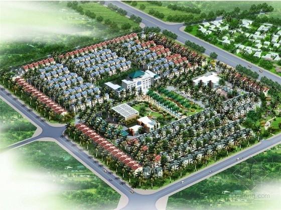 [海南]城市旧区改造与新区拓展景观规划设计方案