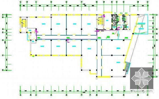 9层住宅楼给排水及消防工程预算书实例(附节点全套建筑图纸图片