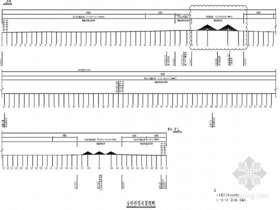 [广东]著名跨海大桥航道桥防撞套箱设计图52页(知名大院)
