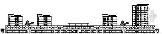 某商城单体组合设计方案