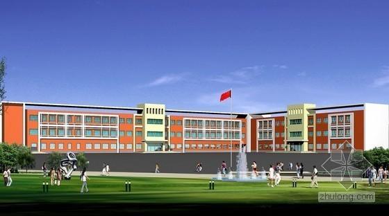 [广州]学校综合楼建项目工程概算表