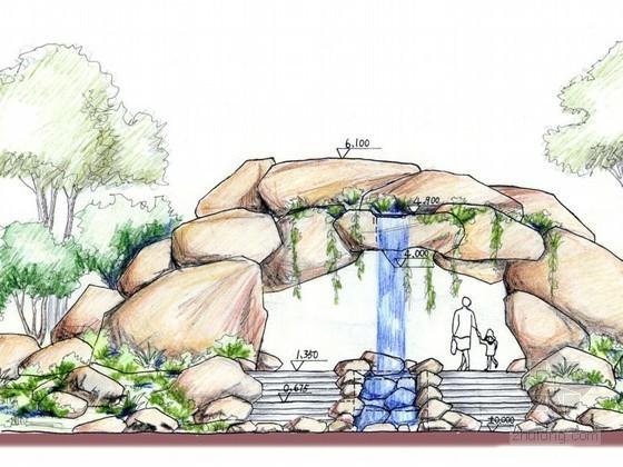 [南昌]国际型社区景观设计扩初方案