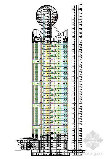 江苏某超高层综合楼施工组织设计(300米争创鲁班奖)