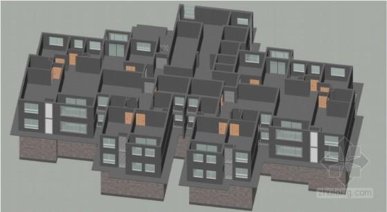 [河南]剪力墙结构高层安置住宅小区施工组织设计(350余页 BIM应用)