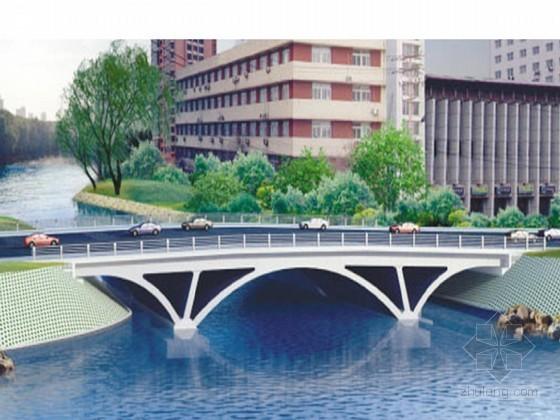城市次干路改扩建工程施工组织设计160页(含桥涵交通排水照明)
