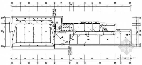 [苏州]消防队综合楼电气施工图纸
