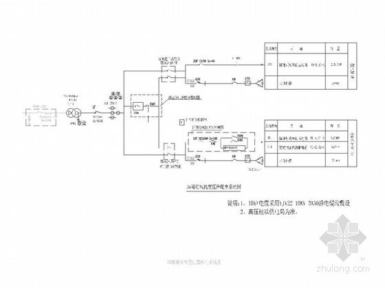 [重庆]隧道照明设计图纸26张(6种模式控制)