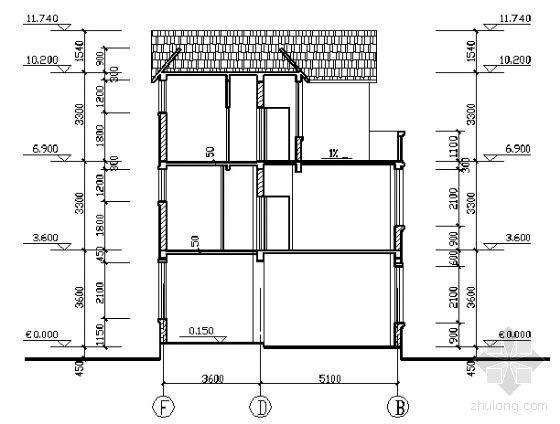 某三层方案建筑别墅别墅钱湖御售楼处湾图景图片