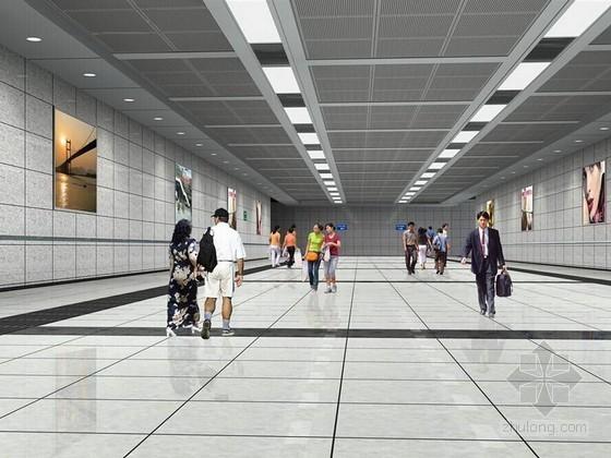 [湖北]市政道路地下人行通道工程施工组织设计267页(浅埋暗挖法 附图丰富)