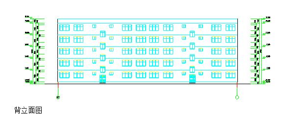 某框架多层住宅结构毕业设计(含计算书、建筑结构设计图)