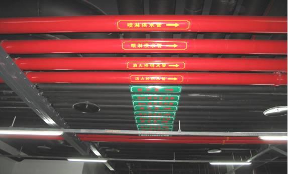 |欣赏|堪称中国典范的机电安装工程!_20