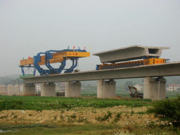 铁路客运专线工程施工组织设计348页(转体法,路桥涵隧轨道)