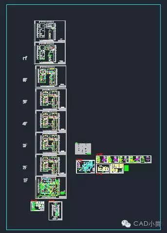 为什么CAD图纸很小,却打开很慢或操作很卡?