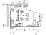 蒸汽朋克风样板间设计施工图(附效果图)
