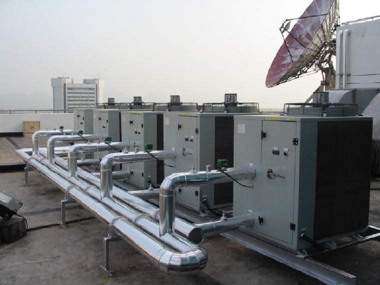 空气源热泵四大部件主要作用详细分析