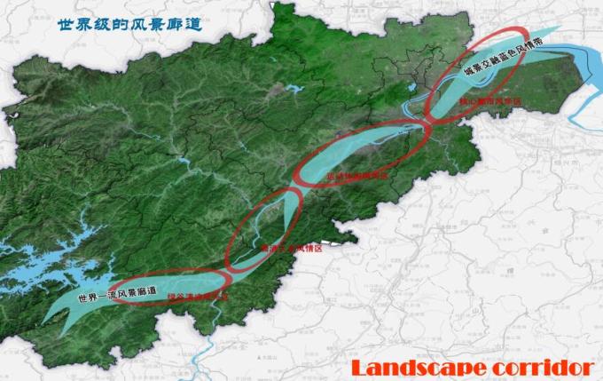 [浙江]三江两岸滨水生态景观概念规划_9