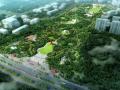 [河北]长城脚下烽火台地生态中央公园景观设计方案(2017最新)