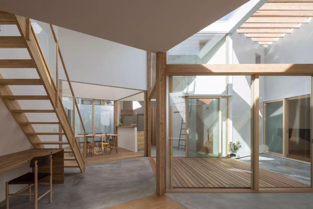 这些日本房子看着很简陋,但空间布局令人咋舌!_48