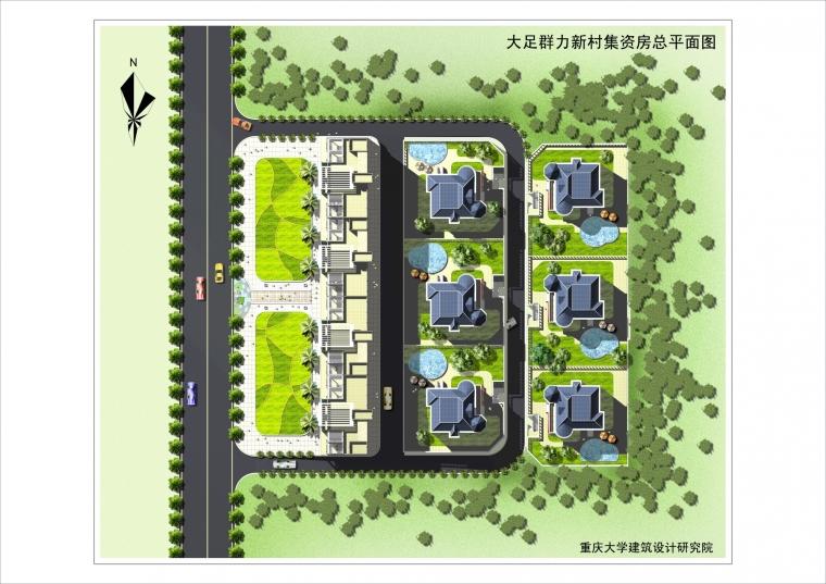 新农村建设全套建筑图_6