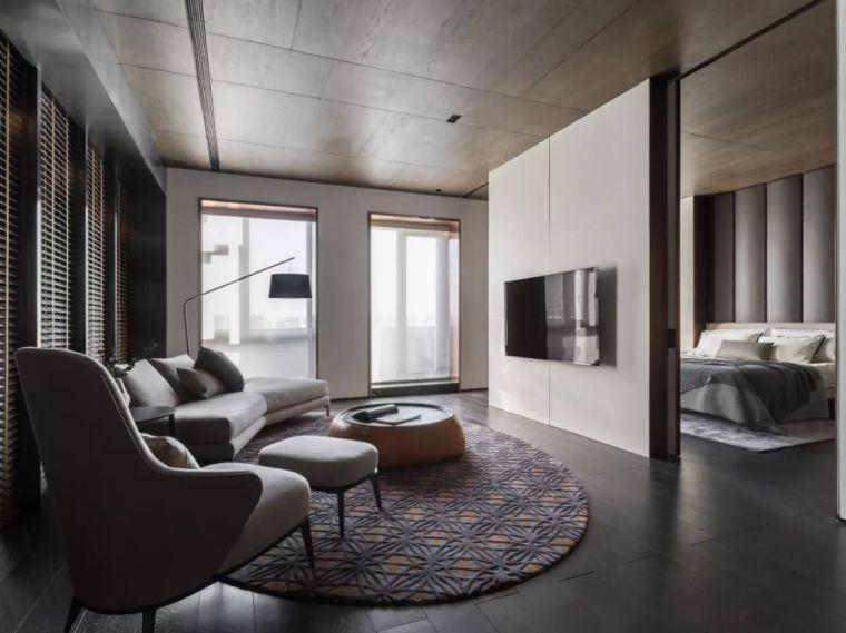沈阳奢宅气质的居住空间