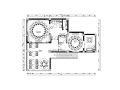 餐厅室内装修设计施工图及效果图