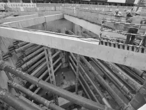 基坑工程施工应注意的问题