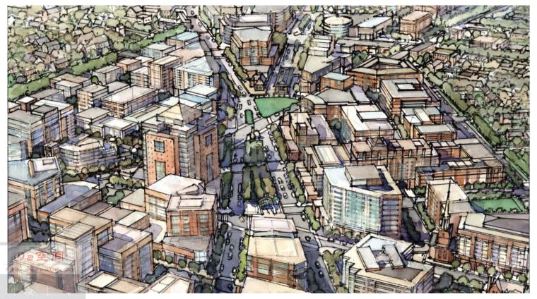 [国外]克拉伦登城市规划设计方案文本