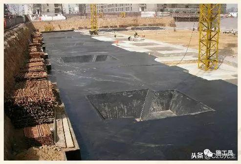 建筑地下防水工程施工细部节点做法图册