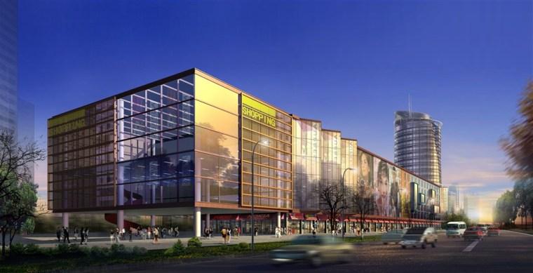 大型商业建筑通风设计细节探讨