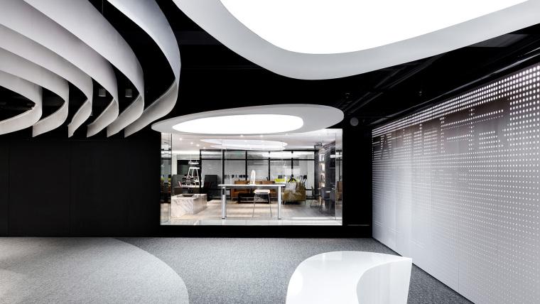 武汉Pinwell创意办公展厅-11