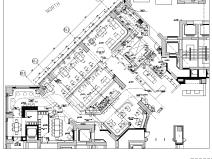 苏州诚品生活商场空间设计施工图(附效果图+模型)