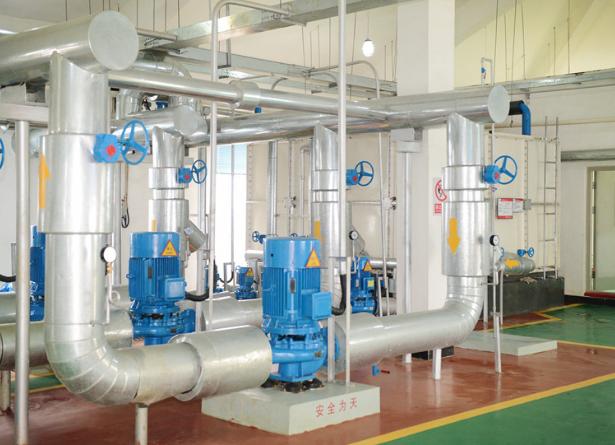 换热站的工作原理及换热站PLC控制系统设计