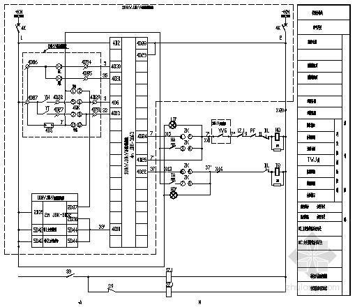 [成都]110KV变电站全套电气施工图纸302张(含电缆清册、设备材料表)