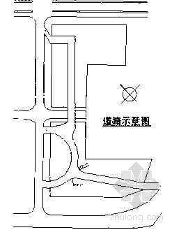 深圳某多栋高层建筑群土方开挖方案