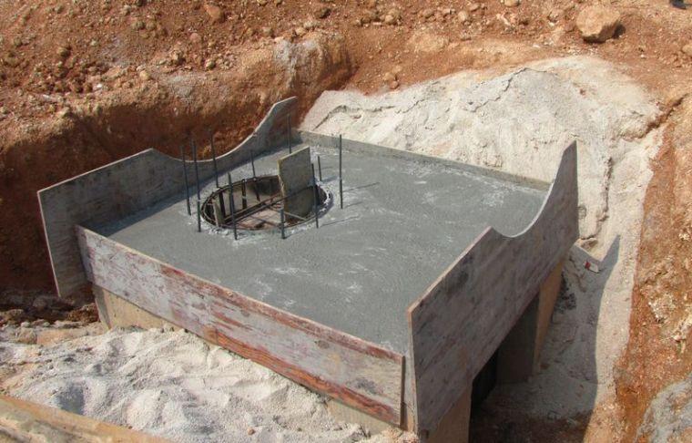 钢筋混凝土检查井施工工艺