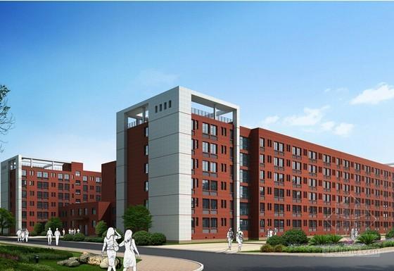 2014年公寓项目建设成本测算实例