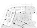 [深圳]高级度假酒店餐厅装修设计施工图(含意向图)